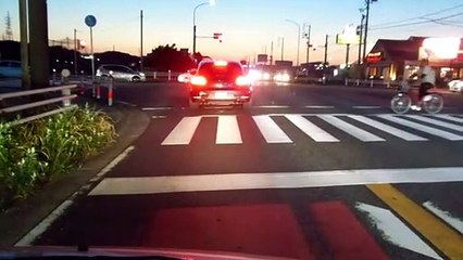 Random Silliness on the Roads of Japan