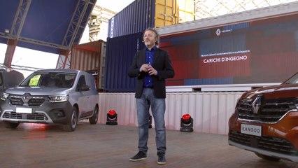 Renault Video Istituzionale Kangoo e Veicoli commerciali