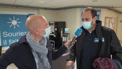 Fête de la Radio - France Bleu Sud Lorraine : Damien Colombo, Matinalier