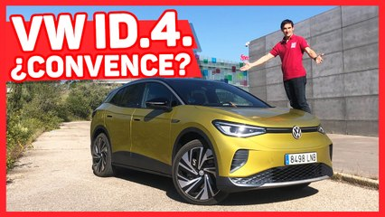 VÍDEO: prueba a fondo del Volkswagen ID.4
