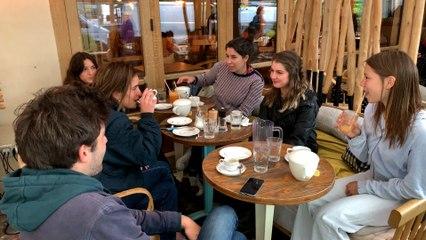 Premiers cafés en terrasse: «On ne pensait pas l'apprécier autant»