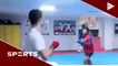 PH Karatedo team, nagpapasalamat sa Philippine Sports Commission at Philippine Olympic Committee #PTVSports