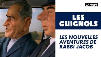Les nouvelles Aventures de Rabbi Jacob - Les Guignols - CANAL+