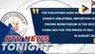 DFA rejects China's fishing ban in South China Sea