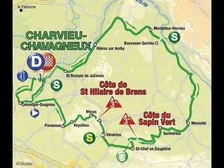 Alpes Isère Tour 2021 - Etape 1