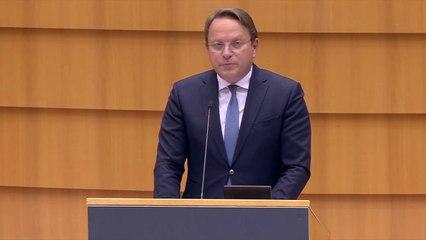 EU Commissioner Várhelyi: EU-Turkey relations at 'historic low point,' MEPs warn