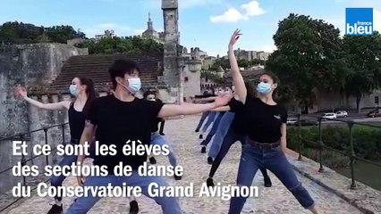 19 mai 2021 : On danse sur le pont_dAvignon
