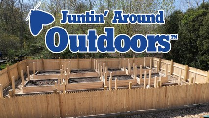 Juntin' Around Outdoors 11: Raised Beds and Greenhouse