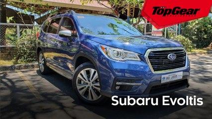 First Drive: 2021 Subaru Evoltis
