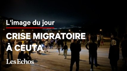 Refoulés par l'Espagne à leur arrivée à Ceuta, les migrants font face à la police marocaine
