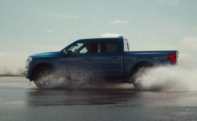 VÍDEO: Así es la Ford F-150 Lightning, la versión eléctrica de esta mastodonte