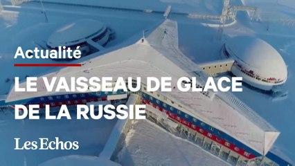 Dans l'Arctique, la Russie affiche sa base militaire modèle face à l'Otan