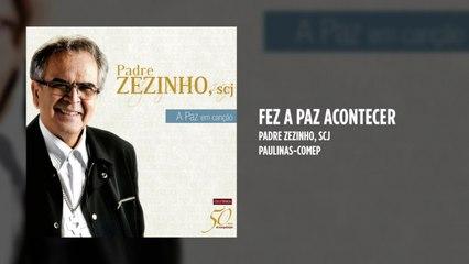 Padre Zezinho, scj - Fez a paz acontecer