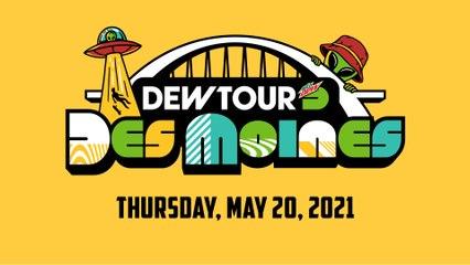 2021 Dew Tour Des Moines LIVE - Women's Park Open Qualifiers   Day 1