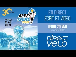 Alpes Isère Tour 2021 - Etape 2