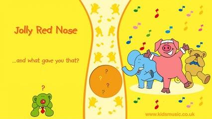 Kidzone - Jolly Red Nose