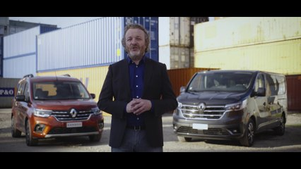 Renault Nuovo Kangoo - Trafic SpaceClass - Francesco Fontana Giusti