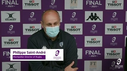 Philippe Saint-Andre on Leicester Tigers