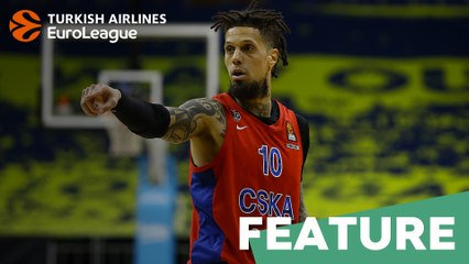 Daniel Hackett, CSKA: 'I play with a chip on my shoulders'