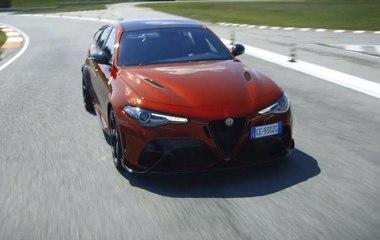 VÍDEO: Alfa Giulia GTAm, 540 CV y 199.500 euros de precio