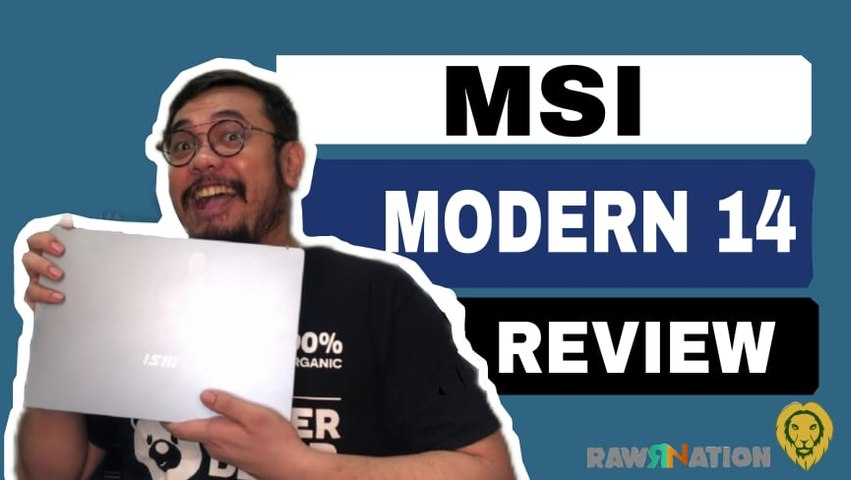 Tech Jungle: MSI MODERN 14 – Perfect for Modern Professionals