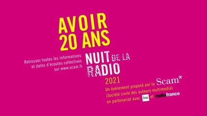 Nuit de la radio 2021 - Capsule #1 Pierre Desproges