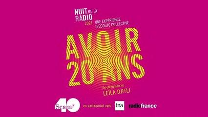 Nuit de la radio 2021 - Capsule #2 Quel âge tu me donnes ?