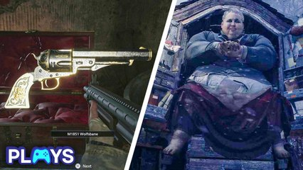 10 Hidden Secrets in Resident Evil Village