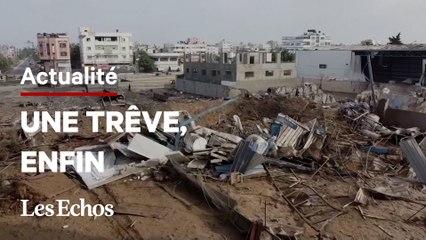 Israël et le Hamas signent une trêve