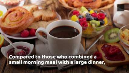 A Nice Big Breakfast Burns More Daily Calories