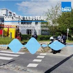 Quentin Tabuteau de l'usine Ajinomoto d'Amiens