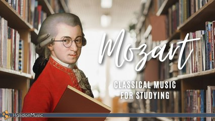 Various Artists - Mozart - Classical Music for Studying & Brain Power