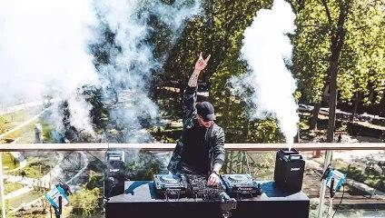 Des DJ sur les toits de Perpignan