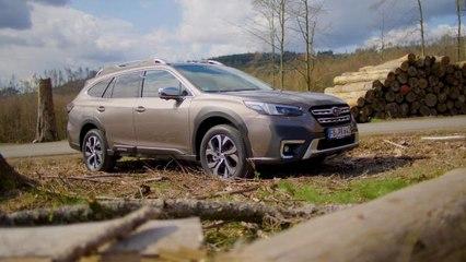 König der Offroad-Kombis: Der neue Subaru Outback