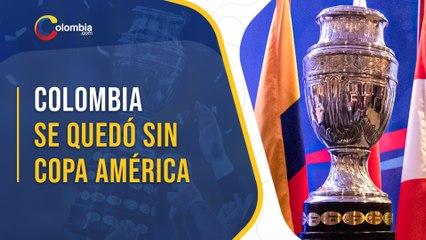 Colombia no será sede de la Copa América 2021, anunció la CONMEBOL