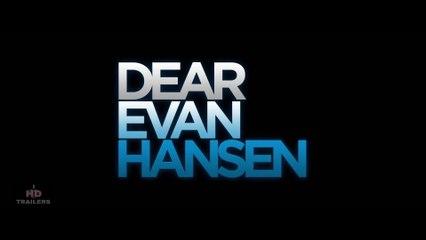 DEAR EVAN HANSEN Official Trailer 2021 Julianne Moore, Kaitlyn Dever, Amandla Stenberg Movie