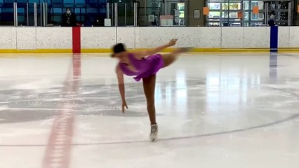Pre Novice Women Short Group 3 - 2021 belairdirect BC/YK Section Victoria Day Virtual Event (21)