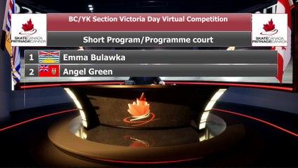 Senior Women Short- 2021 belairdirect BC/YK Section Victoria Day Virtual Event (32)