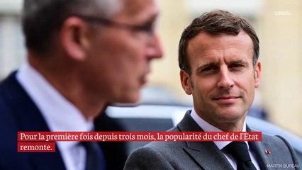 SONDAGE. Un bol d'air pour Macron et Castex