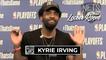 Kyrie Irving Postgame Interview | Celtics vs Nets Game 2