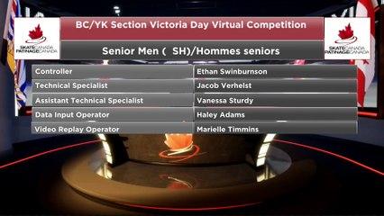 Senior Men Short Program - 2021 belairdirect BC/YK Section Victoria Day Virtual Event (33)