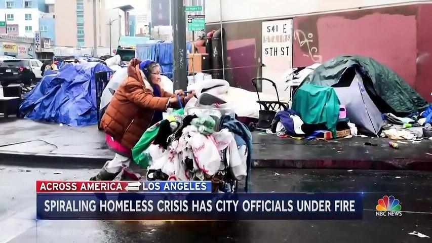 Inside Los Angeles' Homeless Crisis