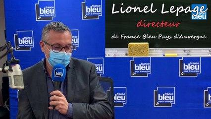 Visite de France Bleu Pays d'Auvergne - 02 Présentation avec  le directeur