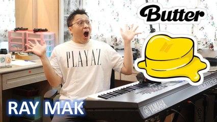 BTS (방탄소년단) - Butter Piano by Ray Mak