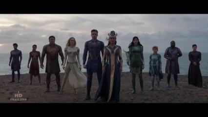 ETERNALS Trailer HD 2021 Marvel Studios #ILoveHDTrailers