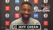 Jeff Green Talks Defending Jayson Tatum