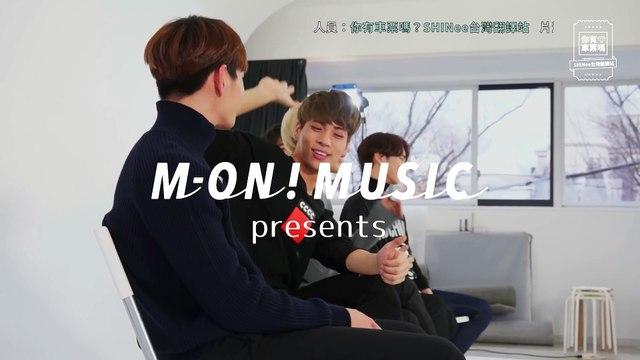 【車票繁中】160101 五秒問答-鐘鉉篇 @M-ON! MUSIC