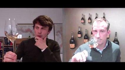 La cuvée Elisabeth rosé 2008 de la maison Billecart-Salmon, un champagne ample, gourmand et profond