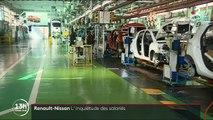 Menaces sur l'emploi : l'inquiétude monte chez les salariés du groupe Renault-Nissan
