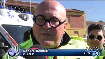 Agrigento, nuova ambulanza di rianimazione per la città. News Agrigentotv